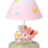 Guidecraft Butterfly Buddies Table Lamp - G86607