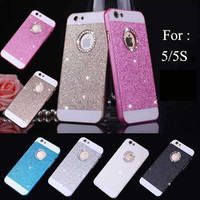 Bling Luxury Phone Case for iPhone 5 5S 5c 5G
