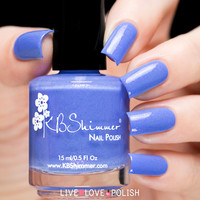 KBShimmer Suit The Breeze Nail Polish