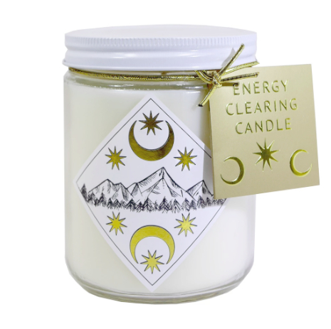 Image of Energy Clearing Candle 13oz