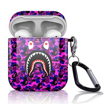 Shark Mouth AirPods Case
