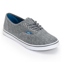 Vans Women's Authentic Lo Pro Castlerock Grey HB Print Shoe
