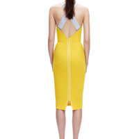 VICTORIA BECKHAM   ICON CROSS BACK FITTED