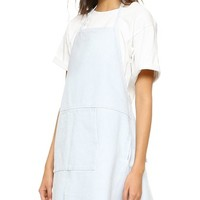 Ella Apron Dress