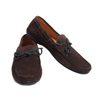 """""""Nice Little Saturdays"""" Suede Loafers"""