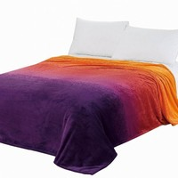CaliTime Soft Throw Blanket for Beds Sofa