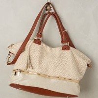 Deux Lux Hawthorne Weekender in Neutral Size: One Size Bags