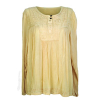 Vintage Boho  Blouse  on Sale for $25.95 at HippieShop.com