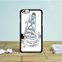 It Shoulda Been You Broadway Musical iPhone 6 Case Dewantary