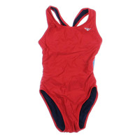 The Finals Womens Cut-Out Racerback One-Piece Swimsuit