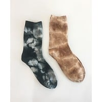 Space Dyed Sock