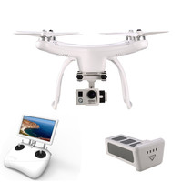 Quadcopter New UP Air Drone 5.8G FPV 12MP 2K 4K 24FPS HD Camera