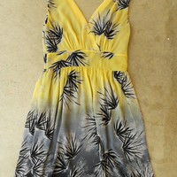 Ombre Calypso Sunrise Dress [2487] - $32.00 : Vintage Inspired Clothing & Affordable Fall Frocks, deloom | Modern. Vintage. Crafted.