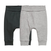2-pack trousers - from H&M