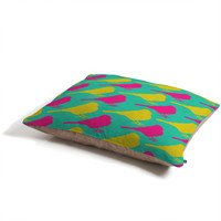 Allyson Johnson Bright Birdies Pet Bed