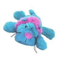 KONG Cozie King The Purple Haired Lion Dog Toy Medium 1ct