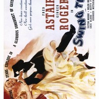 Swing Time 27x40 Movie Poster (1936)