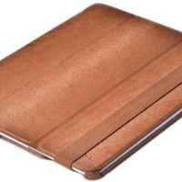 Rock Texture Series PU Leather Smart Cover Adjustable Stand Case For Ipad 2, the New iPad, iPad 3, iPad 4 (Auto Wake up And Sleep Function) (Coffee)