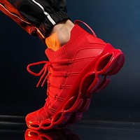 New Shoes Fashion Breathable Sneaker Running Shoes Comfortable Sports Shoes Jogging Casual Shoes