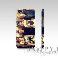 5SOS iPhone Hard Case available for iPhone 4 iPhone 5 by SnappyD