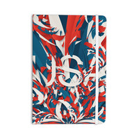 """Danny Ivan """"USA"""" World Cup Everything Notebook"""