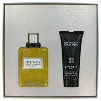 GENTLEMAN by Givenchy Gift Set -- 3.3 oz Eau De Toilette Spray + 2.5 oz All Over Shampoo in Gift Box (Men)