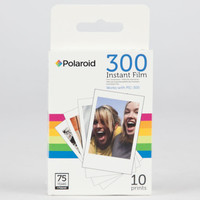 Polaroid 10 Pack 300 Instant Film White One Size For Men 24283015001