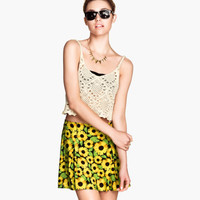 H&M Crocheted Top $14.95