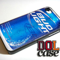 Bud Light Beer iPhone Case Cover|iPhone 4s|iPhone 5s|iPhone 5c|iPhone 6|iPhone 6 Plus|Free Shipping| Beta 183
