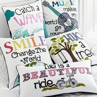 Inspiration Pillow Cover