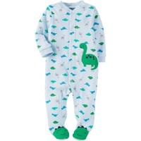 Child of Mine By Carter's Newborn Baby Boy Sleep N Play - Walmart.com