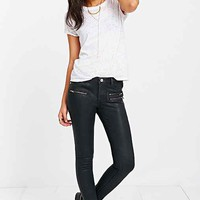 Zoe Karssen Ankle Slim-Fit Jean - Rock And Roll Black- Black