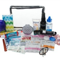 With You in Mind, inc. - Late Nite emergency kit (No Contacts, Clear)
