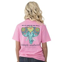 "Simply Southern ""Sparkle"" Short Sleeve Tee"