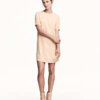 Dress with Studs - from H&M