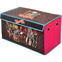 Monster High Collapsible Storage Trunk