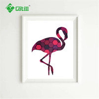 Flamingo Picture Canvas Painting Modern Wall Pictures For Living Room Unframed Decorative Art Print On Canvas Printing