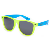 Neff Daily Sunglasses Yellow Combo One Size For Men 21349664901