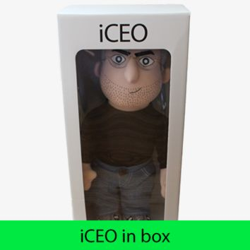iCEO Plush Doll (Limited Edition - In Box)