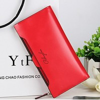 new arrival leather women's wallets Lady messenger bag design wallet change purse for Lady wallets FREE shipping NSP836-3