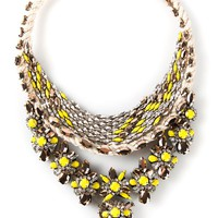 Shourouk 'Princess Flash' necklace