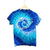 Oh Whale Tie Dye T-Shirt