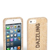 kate spade new york 'be dazzling' iPhone 5 & 5S Case   Nordstrom