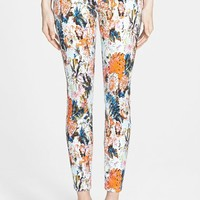 Women's 7 for All Mankind Ankle Skinny Jeans (Floral Haze Print)