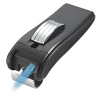 Visol Dark Knight Wind-Resistant Torch Flame Lighter