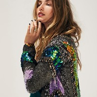 Free People Bird Of Paradise Jacket