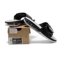 Nike Air Lebron Slide 78251460 Black/white Casual Sandals Slipper Shoes Size Us 7 11 | Best Deal Online