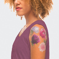 Perennial Scented Tattoo Set