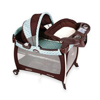 Graco Play Yard with Bassinet and Changing Table