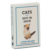 Cats Best in Show ( Trump Card Game )